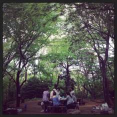 キッチンボルベールお料理教室BBQ編 @ 駒場野公園